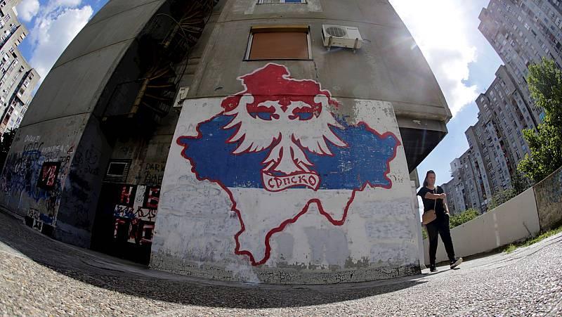 España a las 8 Fin de Semana - Histórico acuerdo económico entre Serbia y Kosovo que acerca ligeramente a ambos estados - Escuchar ahora