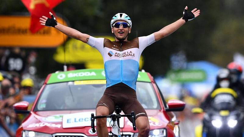 Tour de Francia 2020 - Nans Peters se lleva el triunfo en la novena etapa del Tour de Francia - Escuchar ahora