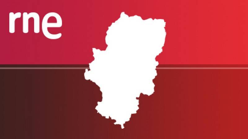 Inf 13,30 Aragón -Se estabilian los contagois de COVID- escuchar ahora