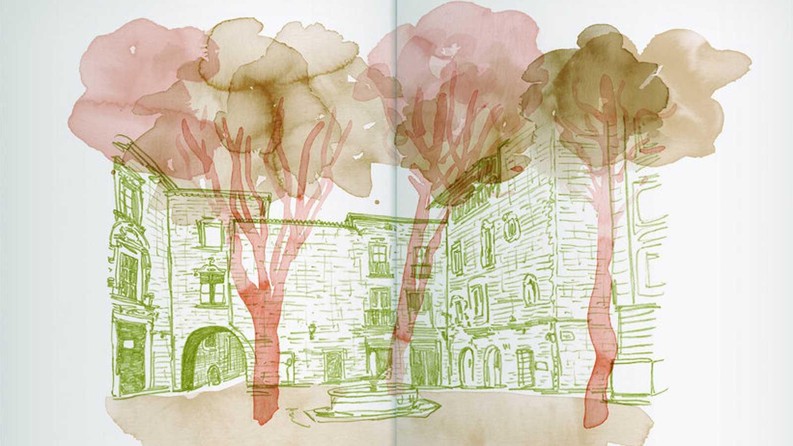Artesfera - 'Barcelona', nuevo libro de viaje ilustrado y cuaderno de notas de Tintablanca - 07/09/20 - escuchar ahora