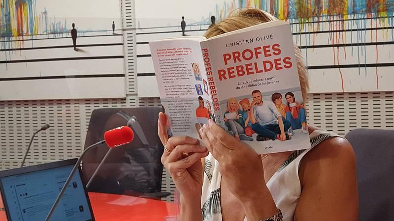 Hoy empieza todo con Marta Echeverría - Radar COVID, un profe rebelde y el Chemsex - 07/09/20 - escuchar ahora