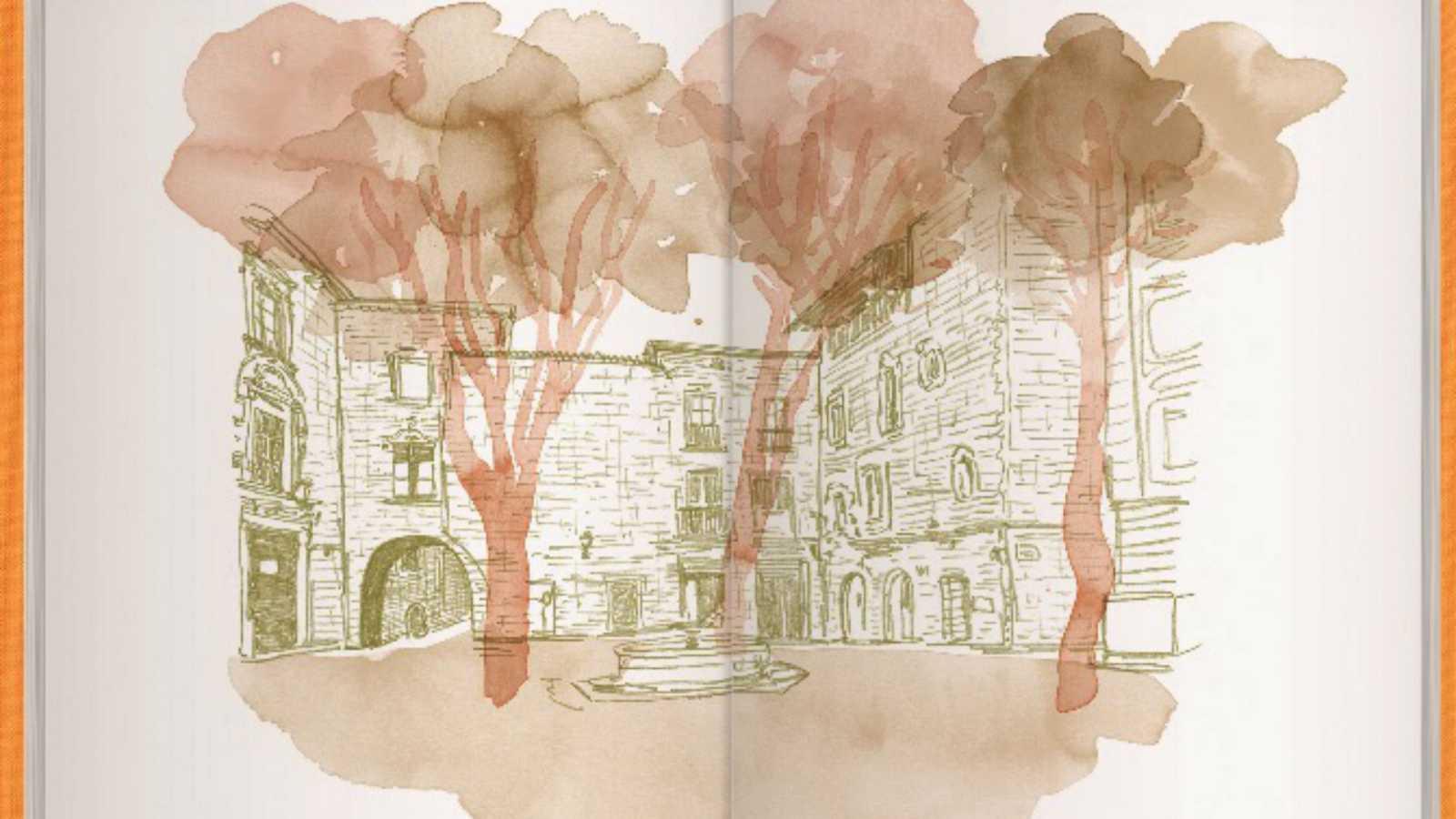 """Artesfera en Radio 5 - 'Barcelona"""", nuevo libro de viaje ilustrado y cuaderno de notas de Tintablanca - 06/09/20 - Escuchar ahora"""