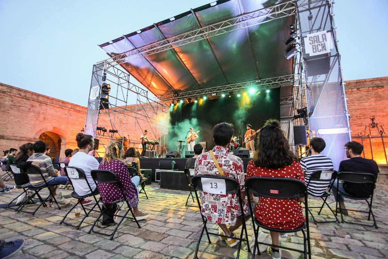 Territori Clandestí 07/09/20 Tornem amb ganes de música!