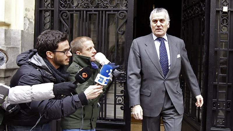 """14 horas - El juez sospecha que """"órganos superiores de la Administración"""" organizaron el espionaje a Bárcenas - Escuchar ahora"""