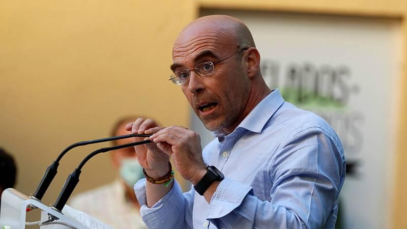 """Jorge Buxadé (VOX): """"Nuestra moción de censura no reforzará al Gobierno, sino que le sacará los colores"""" - Escuchar ahora"""