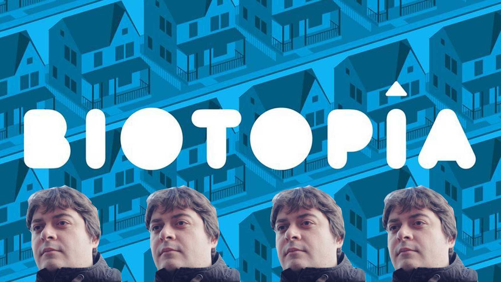Hoy empieza todo con Ángel Carmona - Biotopía - 08/09/20 - escuchar ahora