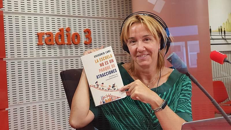 Hoy empieza todo con Marta Echeverría - Gregorio Luri, Ignacio Martínez de Pisón y el Festival BFoto de Barbastro - 08/09/20 - escuchar ahora