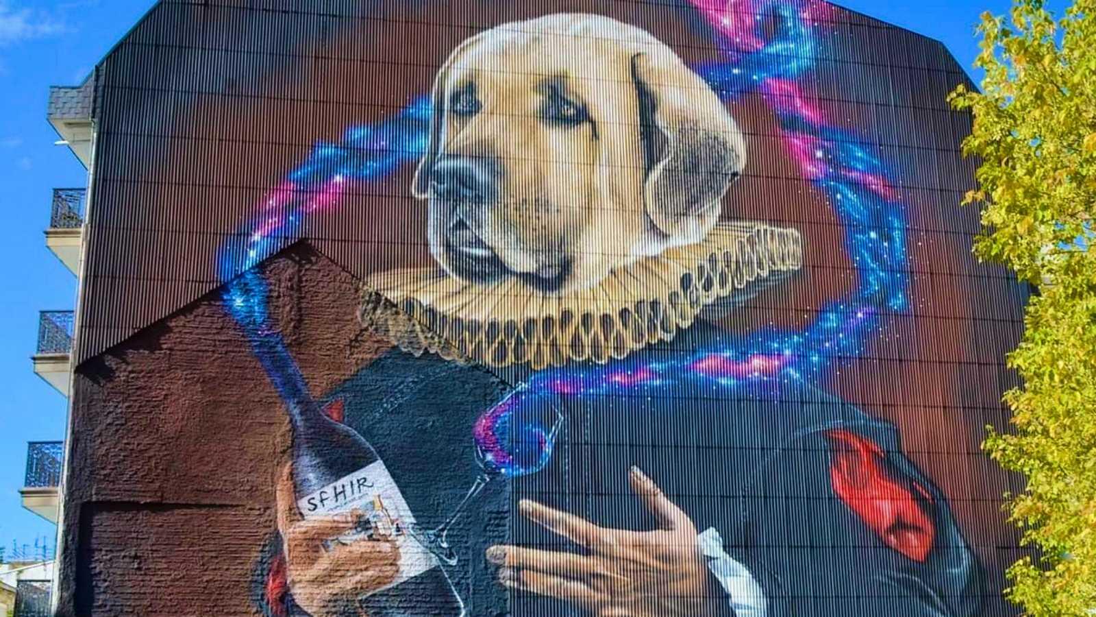 Global 5 - Arte Urbano A Coruña (III): Desde Ferrol hacia Ordes - 08/08/20  - Escuchar ahora -