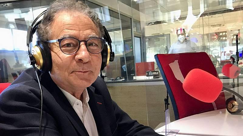 Las mañanas de RNE con Pepa Fernández - Roberto Verino: ¿Lo importante es saber aquella ropa que nos hace sentirnos bien, que se convierte icónica en nuestro armario¿ - Escuchar ahora