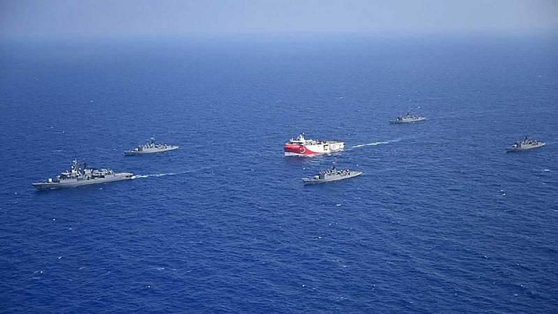 Reportajes 5 Continentes - Tensiones en Grecia y Turquía en el Mediterráneo  - Escuchar ahora