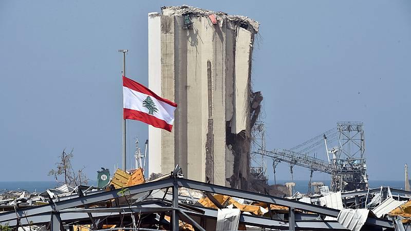 Reportajes 5 Continentes - Beirut, un mes después de la explosión - Escuchar ahora