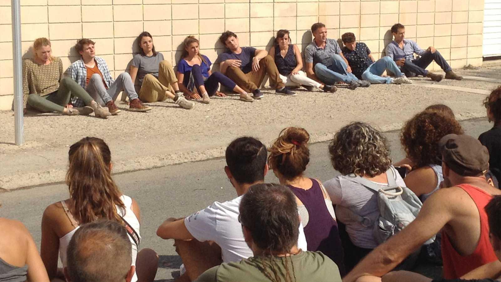 Territori Clandestí 08/09/20 Visca les Arts de Carrer, Visca el Circ