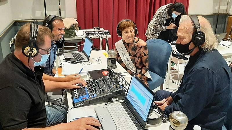 La sala - Premios Max: Verónica Forqué y Lluís Homar - 07/09/20 - Escuchar ahora