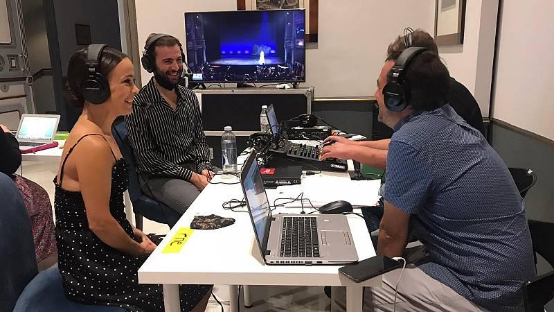 La sala - Premios Max: Olga Pericet y Marco Flores - 07/09/20 - Escuchar ahora
