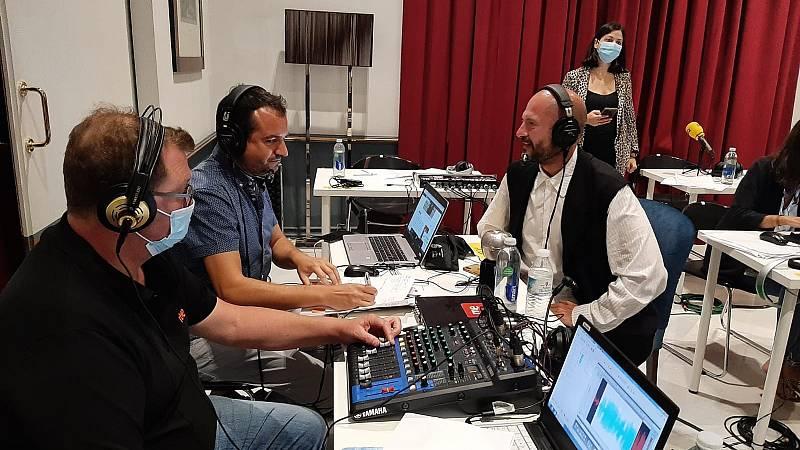 La sala - Premios Max: Luis Miguel Cobo - 07/09/20 - Escuchar ahora