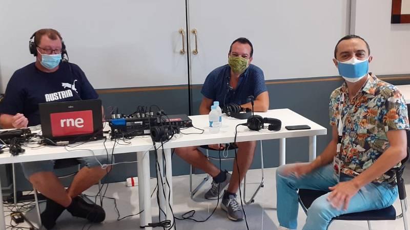 La sala - Premios Max: Ángel Ruiz y la fiesta en el Cervantes de Málaga - 07/09/20 - Escuchar ahora