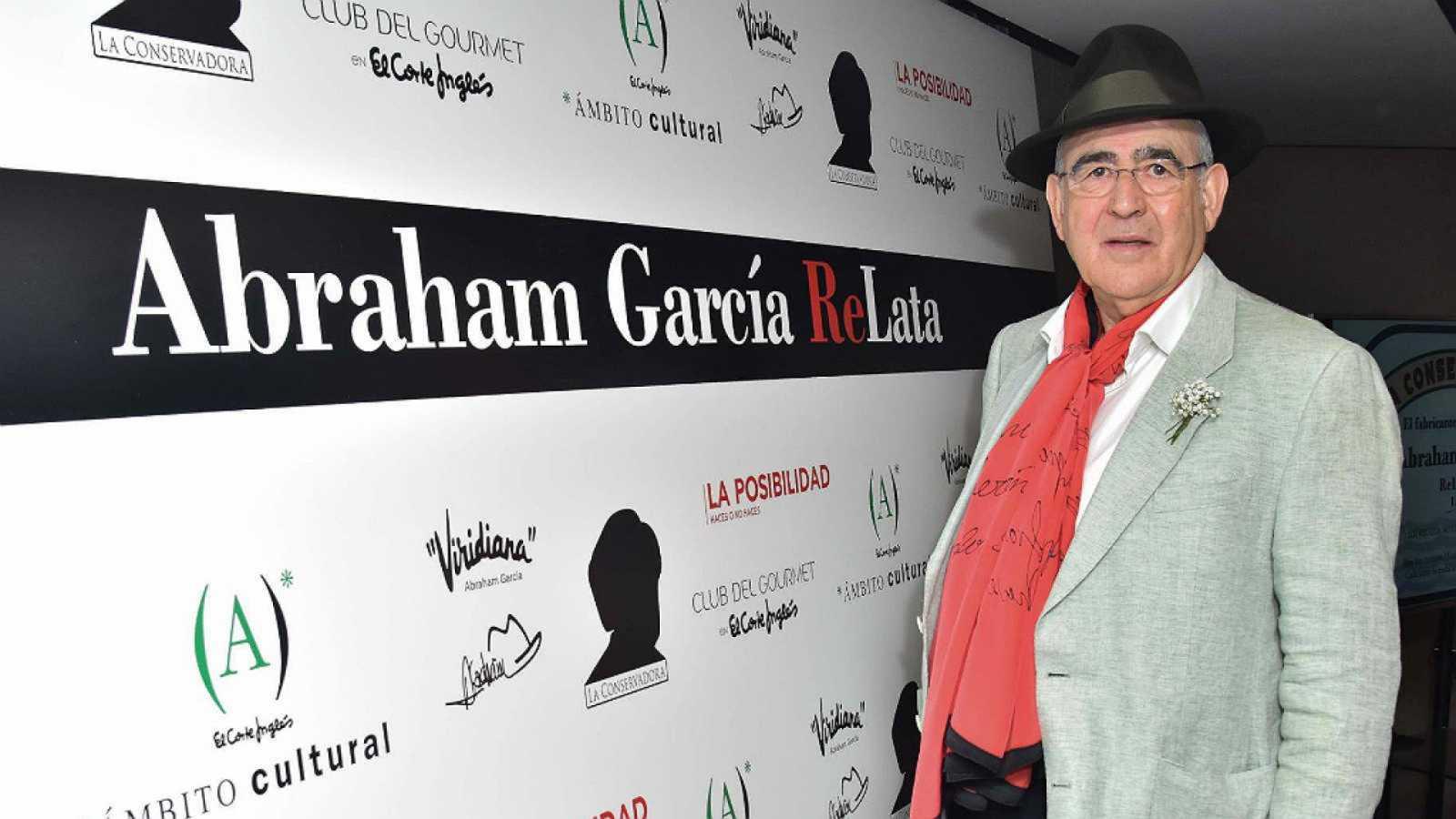 Degustar España - Abraham García, todo un maestro - 12/09/20 - Escuchar ahora