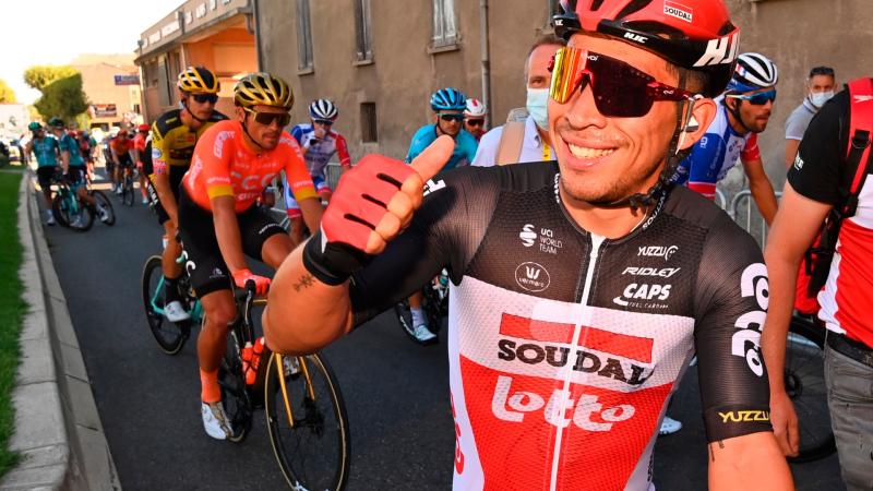 El Vestuario en Radio 5 - Caleb Ewan, vencedor de la 11ª etapa del Tour de Francia - Escuchar ahora