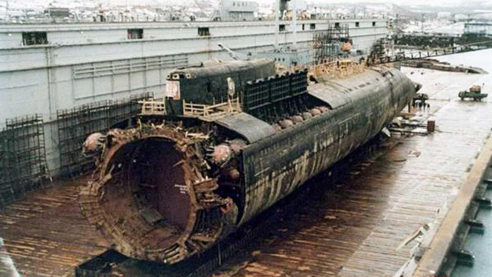 Reportajes 5 Continentes - 20 años del naufragio del Kursk - Escuchar ahora