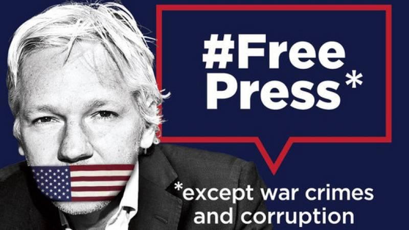 English Language Broadcast - Voices for Assange - 10/09/20 - escuchar ahora