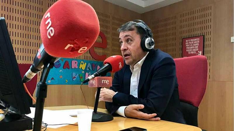 Las mañanas de RNE con Íñigo Alfonso - El alcalde de Santa Cruz de Tenerife pide la suspensión temporal de la ley de Estabilidad: ¿Hacen falta medidas excepcionales¿  - Escuchar ahora