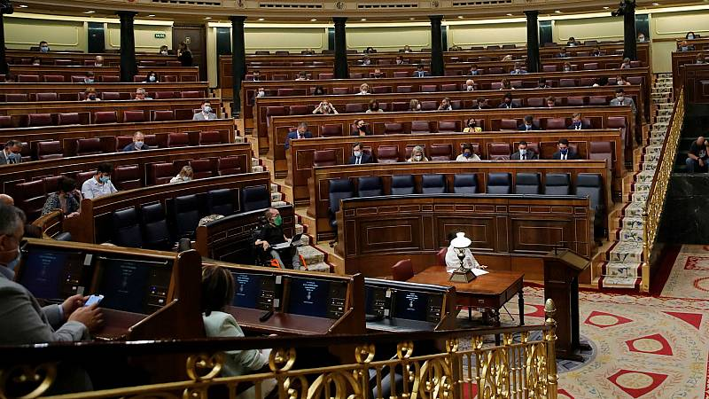 14 horas - El Congreso rechaza los vetos de PP y VOX a la Ley de eutanasia - Escuchar ahora
