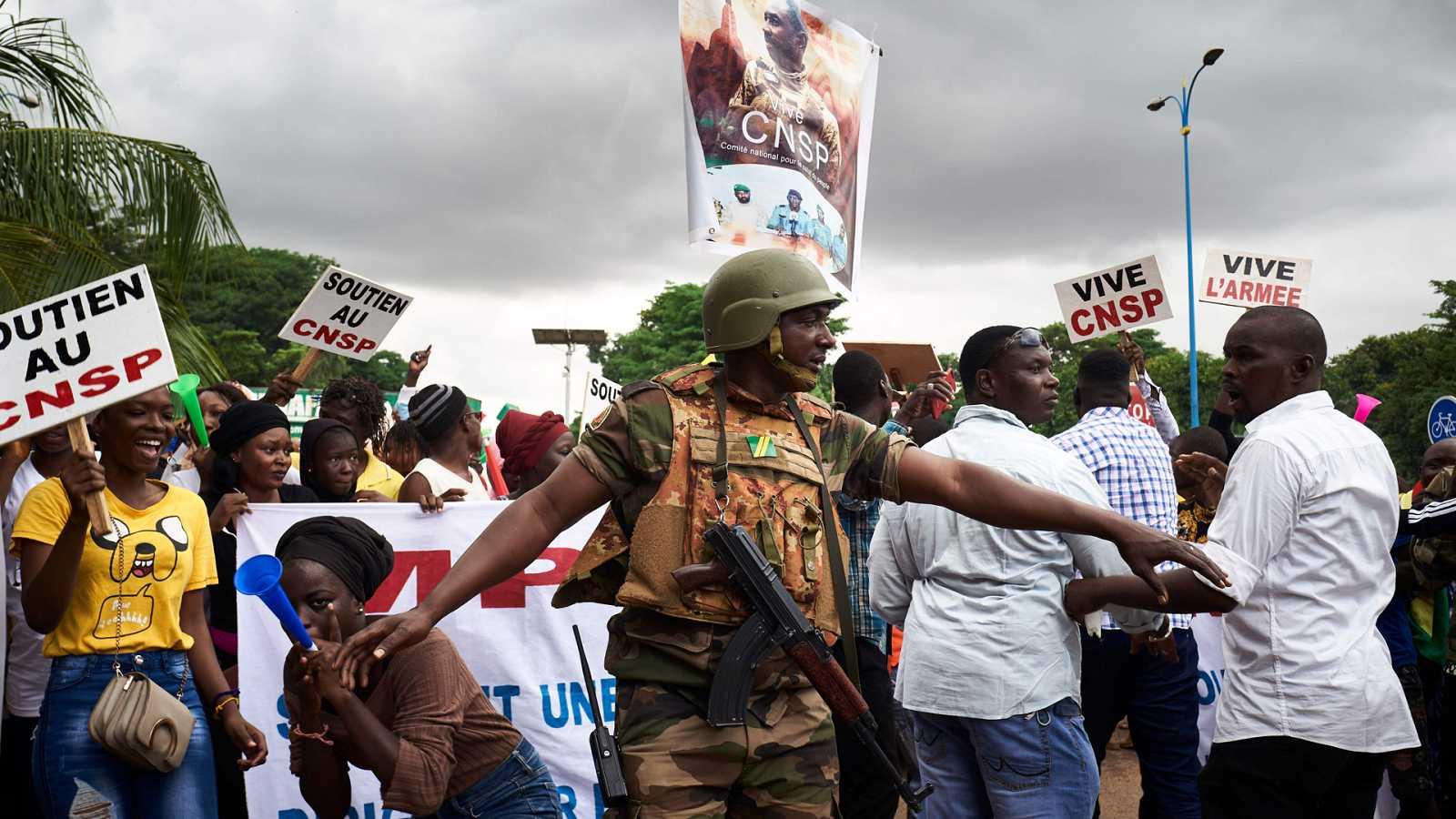 África hoy - Golpe de Estado en Mali - 10/09/20 - escuchar ahora