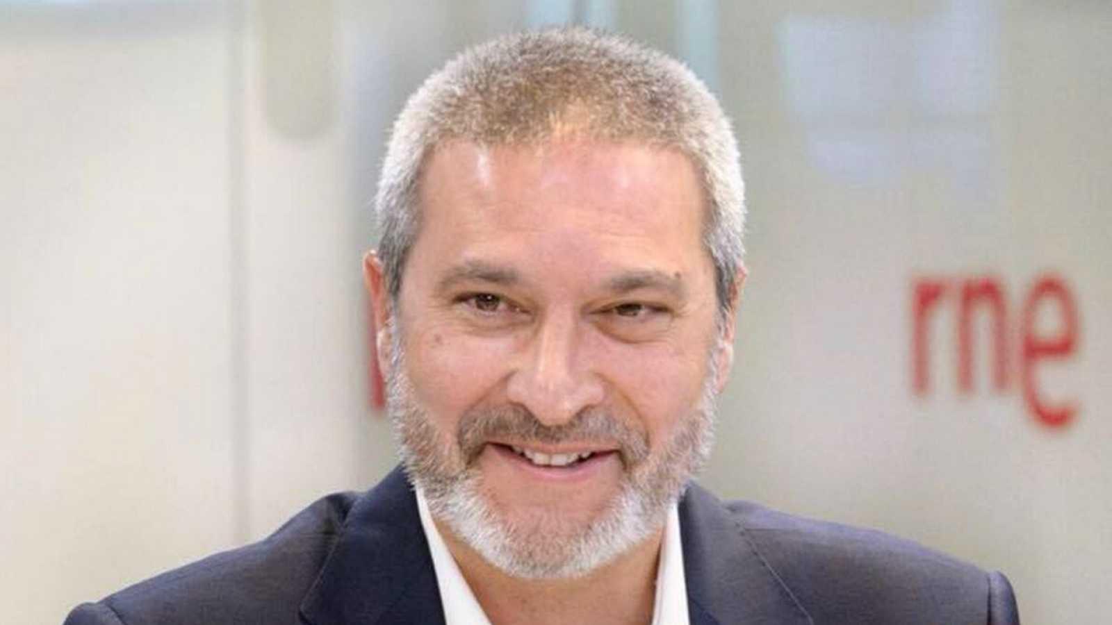 Las mañanas de RNE con Íñigo Alfonso - José Ramón Bosch presenta 'Cataluña, la ruta falsa'  - Escuchar ahora
