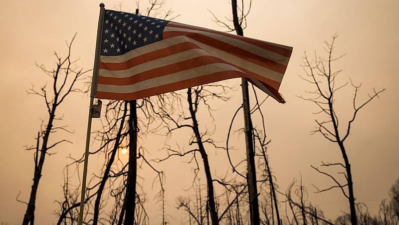 14 horas - Los incendios en Estados Unidos arrasan ya más de un millón de hectáreas - Escuchar ahora