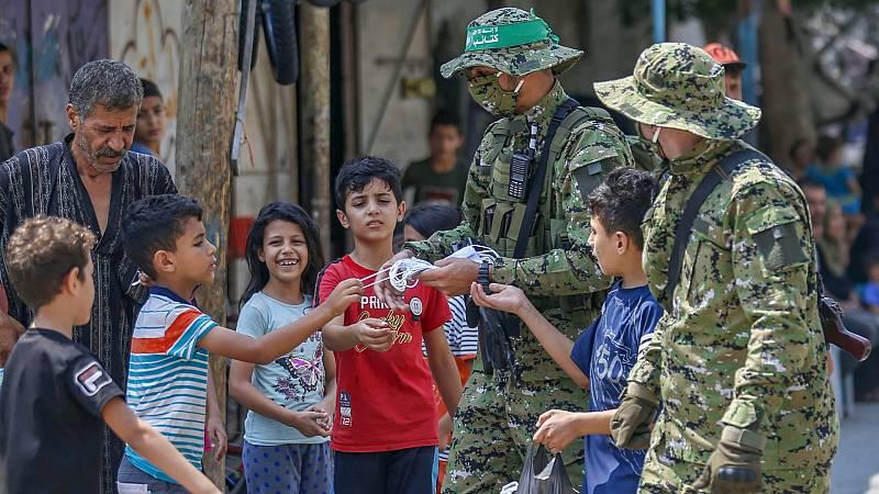 Reportajes 5 Continentes - Gaza, bajo la amenaza del coronavirus - Escuchar ahora