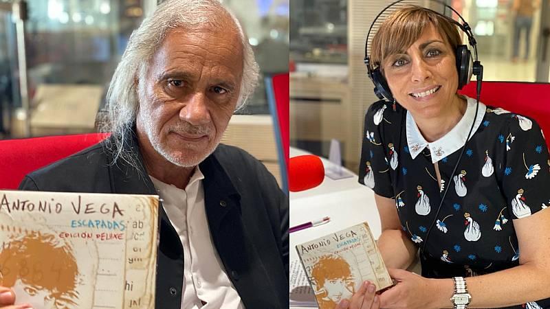 Por tres razones - 'Escapadas' a los 80 con Antonio Vega - Escuchar ahora