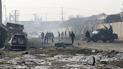 14 horas Fin de Semana - Afganistán: 20 años de guerra cada vez más cerca de su fin - Escuchar ahora