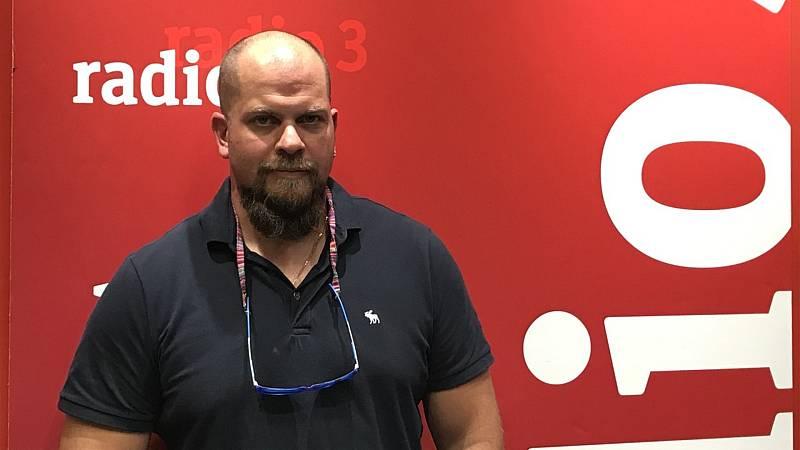 En Radio 3 - Alejandro Ibáñez - 12/09/20 - escuchar ahora