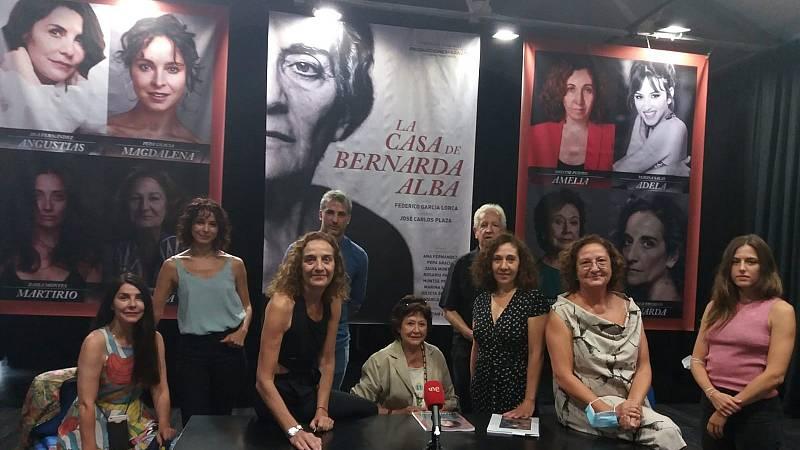 La sala - Avance de 'La casa de Bernarda Alba' en 2021, por Berta Tapia - 13/09/20 - Escuchar ahora