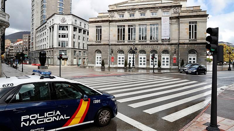 20 horas Fin de Semana - Investigan la muerte de una mujer presuntamente a manos de su pareja en Oviedo - Escuchar ahora