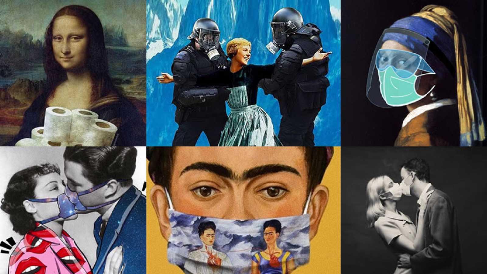 Artesfera - The Covid Art Museum: primer museo virtual con arte inspirado en el coronavirus - 14/09/20 - escuchar ahora