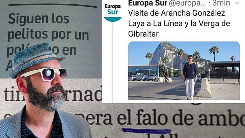 Las mañanas de RNE con Pepa Fernández - Corrigiendo que es gerundio - Antonio Martín nos alegra el lunes con las erratas más graciosas - Escuchar ahora