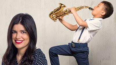 La estación azul de los niños - A ritmo de jazz - 12/09/20 - escuchar ahora