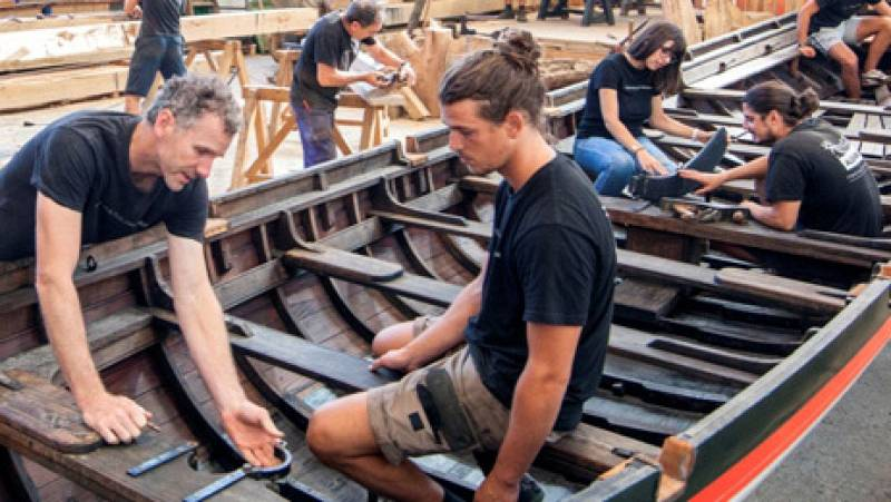 Españoles en la mar - Carpinteros de ribera - 14/09/20 - escuchar ahora