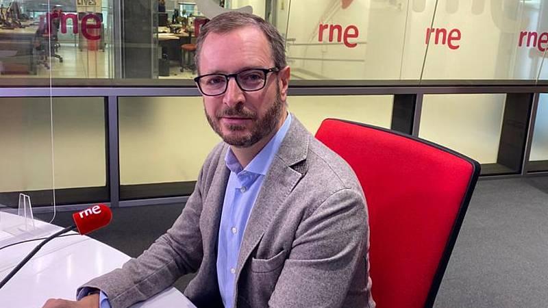 """Las mañanas de RNE con Íñigo Alfonso - Javier Maroto: """"Cada vez que el Gobierno está en problemas, saca el espantojo de Franco. Si no es el pazo, es el féretro"""" - Escuchar ahora"""