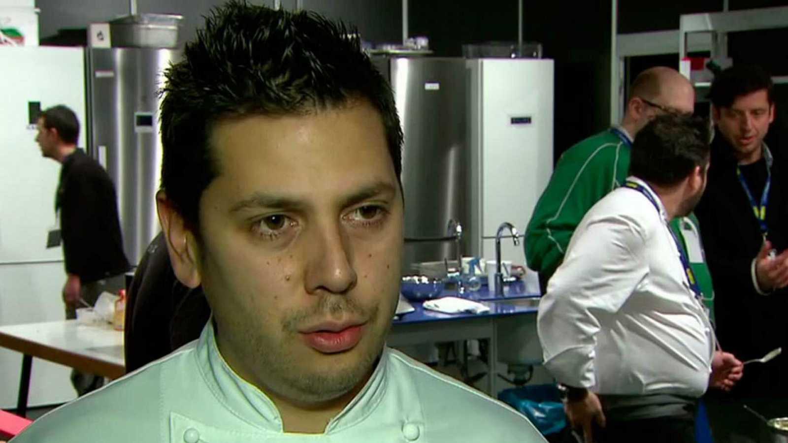 Un laboratorio en mi cocina -  La cocina de Diego Gallegos - 15/09/20 - Escuchar ahora
