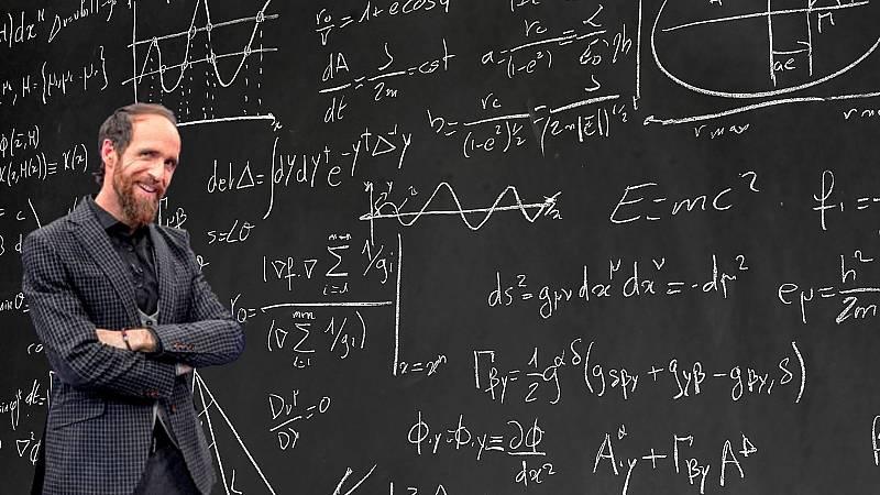 Las mañanas de RNE con Pepa Fernández - Que corra el aire - El profesor Eduardo Sáenz nos enamora de las matemáticas - Escuchar ahora