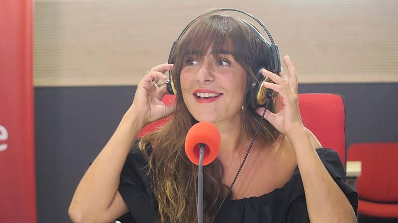 """Las mañanas de RNE con Pepa Fernández - Candela Peña: """"Yo no me he convertido en la actriz que soñe que iba a ser, me queda mucha guerra por dar"""" - Escuchar ahora"""