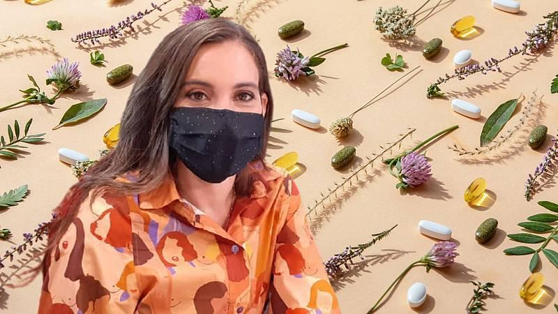 Las mañanas de RNE con Pepa Fernández - Efectos persversos - La Boticaria García y la verdad sobre los suplementos vitamícos - Escuchar ahora