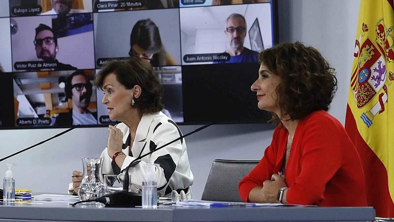 14 horas - La Ley de Memoria Democrática convertirá al estado en responsable de las exhumaciones e impondrá multas a quien ensalce a Franco - Escuchar ahora