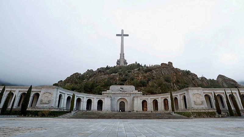 14 horas - El Gobierno quiere convertir el Valle de los Caídos en un cementerio civil
