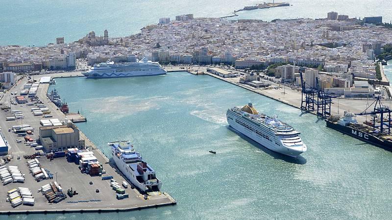 Españoles en la mar - Los cruceros inteligentes - 15/09/20 - escuchar ahora