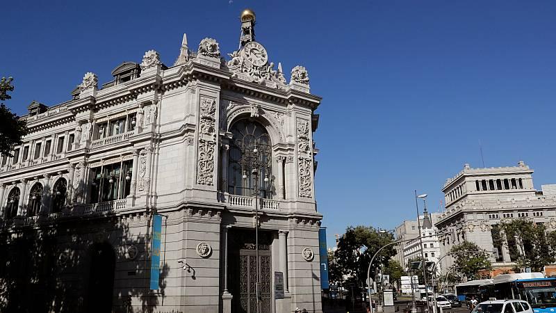 14 horas - El Banco de España cree que la economía no se recuperará por completo hasta 2023 - Escuchar ahora