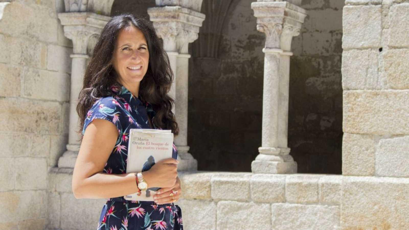 Libros de arena R-5 - María Oruña y 'El bosque de los cuatro vientos' - 16/09/20 - Escuchar ahora -