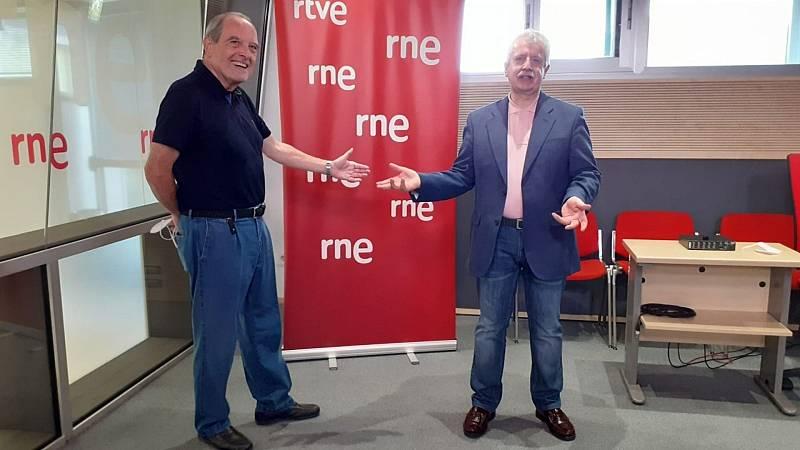Las mañanas de RNE con Pepa Fernández - Estupidiario - Gorka Zumeta y Ramón Gabilondo nos hace reir con los mejores gazapos - Escuchar ahora